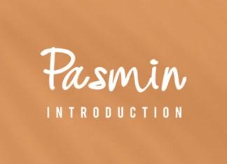Pasmin Font