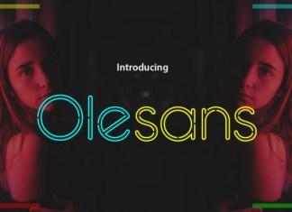 Olesans Font