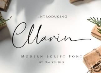 Cllarin Font