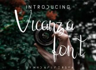 Vicanza Font