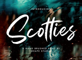 Scotties Font