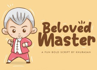 Beloved Master Font