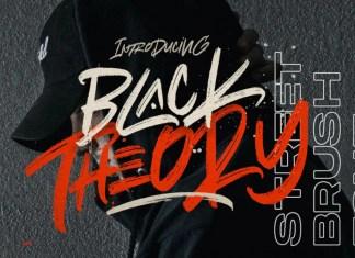 BLACK THEORY FONT
