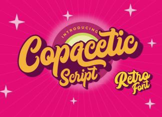 Copacetic Font