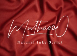 Muthacoe Font