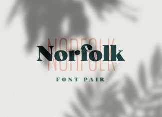Norfolk Font