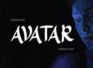 Avatar Font
