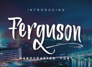 Ferguson Font
