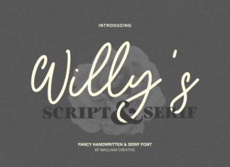 Willy's Font