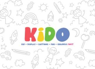 Kido Font
