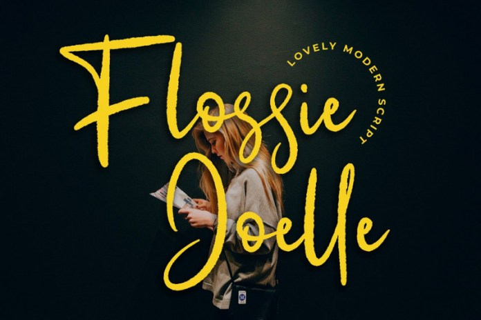 Flossie Joelle Font