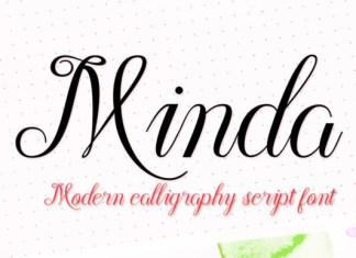 Minda Font