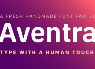 Aventra Font
