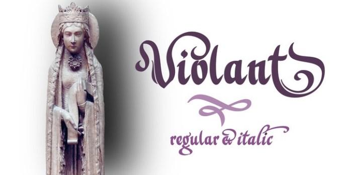 Violant Font