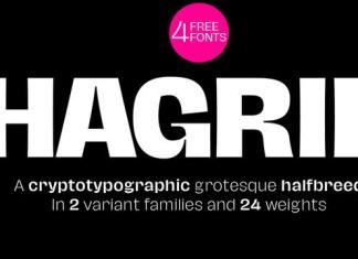 Hagrid Font