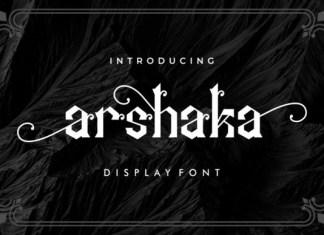 Arshaka Font