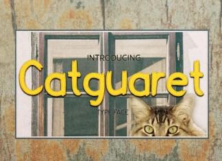 Catguaret Font