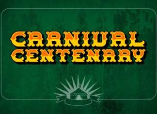 Carnival Centenary Font