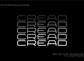 Cread Font