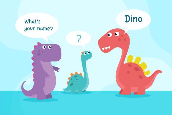 Dinomik Font