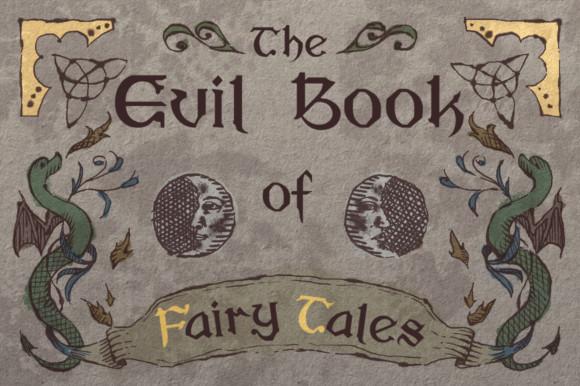 FairyBlood Font