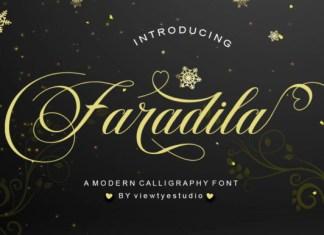 Faradila Font