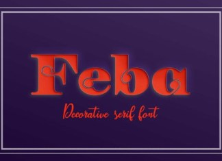 Feba Font