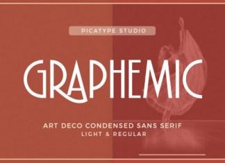 Graphemic Font