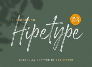Hipetype Font