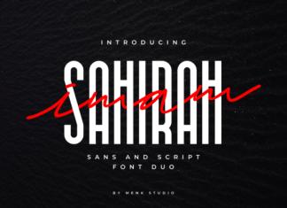 Imam Sahirah Font