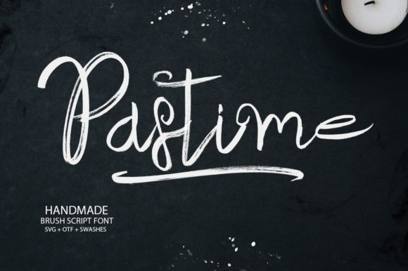 Pastime Font