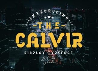 Calvir Font