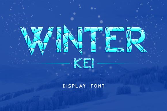 Winter Kei Font