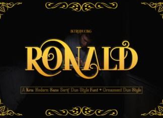 Ronald Font