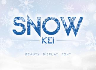 Snow Kei Font