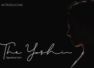 The Yoshi Font