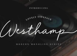 Westhamp Font