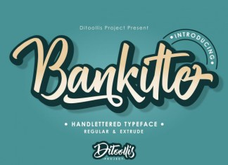 Bankitte Font