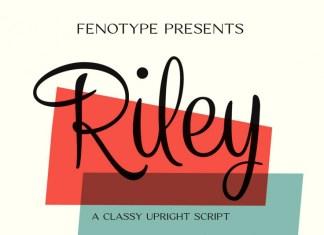 Riley Font