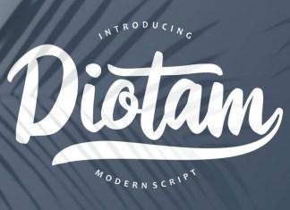 Diotam Font