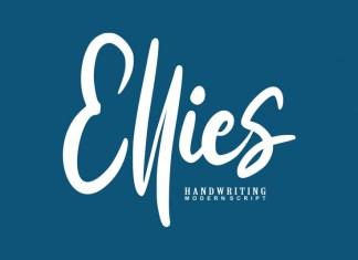 Ellies Font