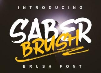 Saber Font