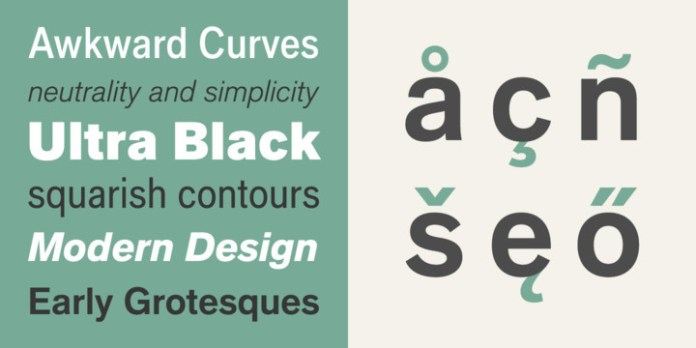 Applied Font