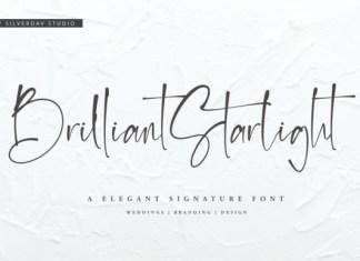 Brilliant Starlight Font