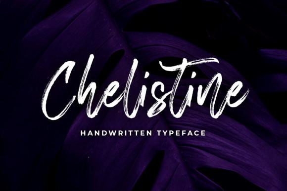 Chelistine Font