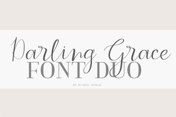 Darling Grace Font