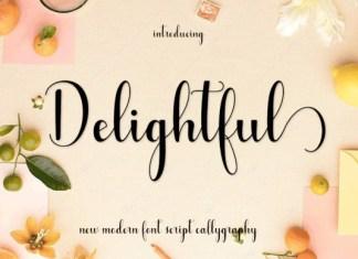 Delightful Font