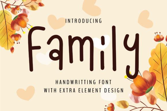 Family Font