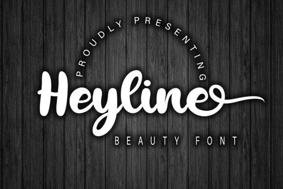 Heyline Font