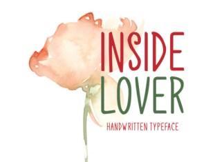 Inside Lover Font
